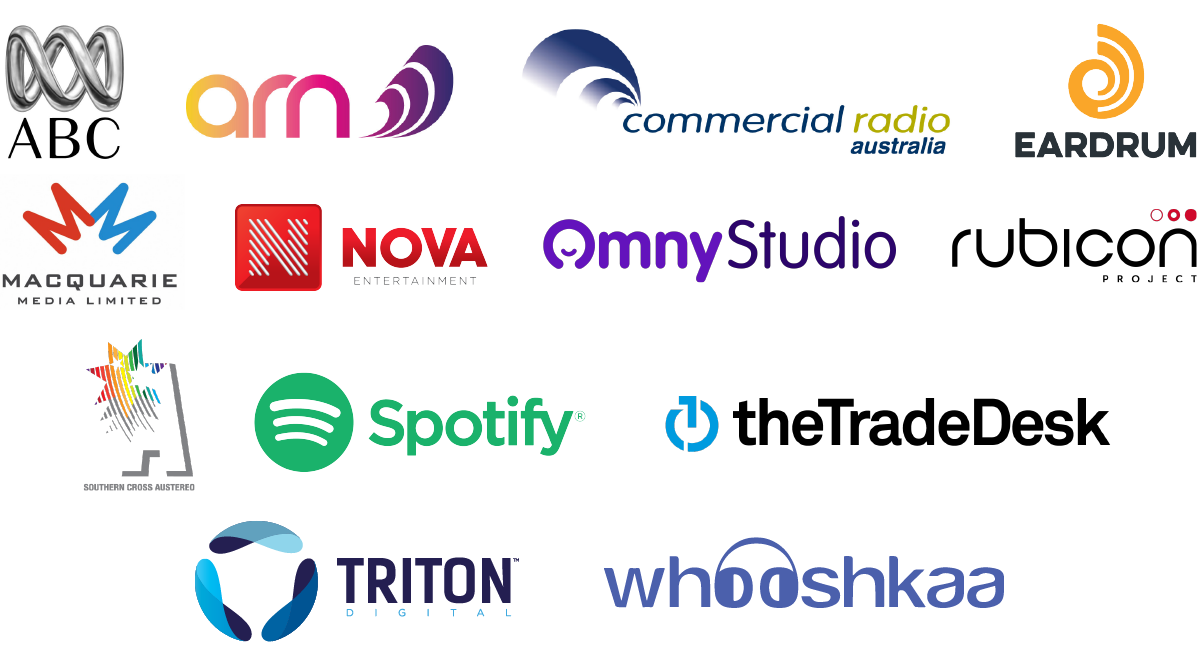 Audio Advertising Council Members - October 2018