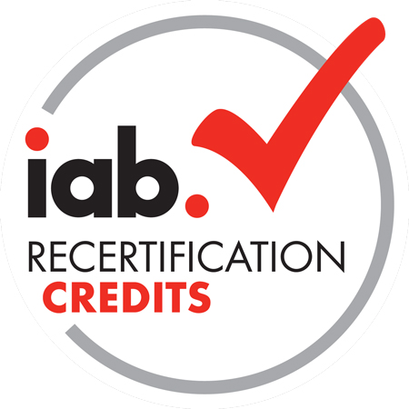IAB Recertification Credits 450