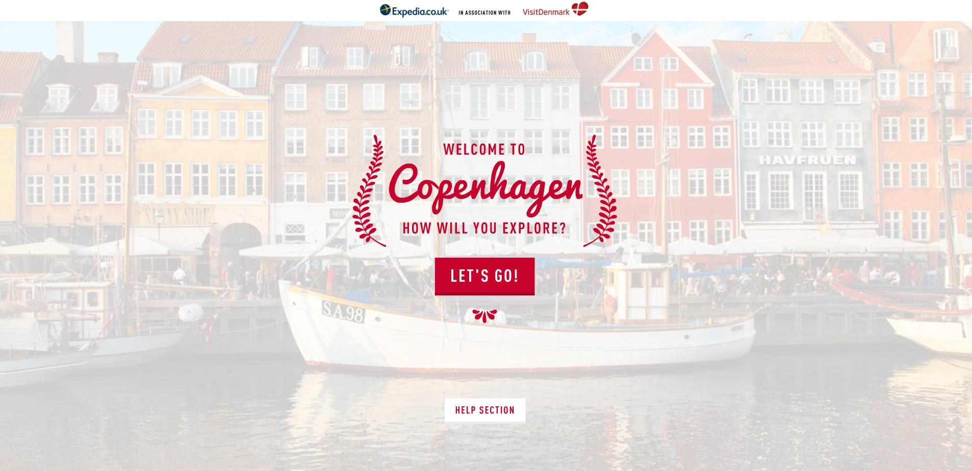 Visit Denmark Intro