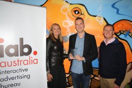 "Clemenger BBDO Melbourne Wins IAB Creative Showcase ""Best of the Best"""