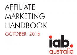 IAB Affiliate Marketing Handbook - 2016