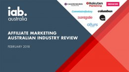 Affiliate Marketing: Australian Industry Review - Feb. 2018