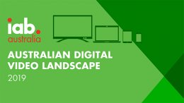 Australian Digital Video Landscape - 2019