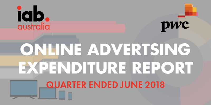 Online Advertising Expenditure Report - Quarter ended March 2019