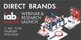 IAB Direct Brands Webinar