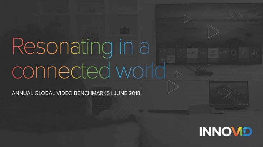 2018 INNOVID ANNUAL GLOBAL VIDEO BENCHMARKS & INSIGHTS