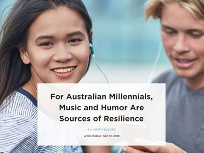 Viacom: Australian Millennials: Music, Humor and Resilience
