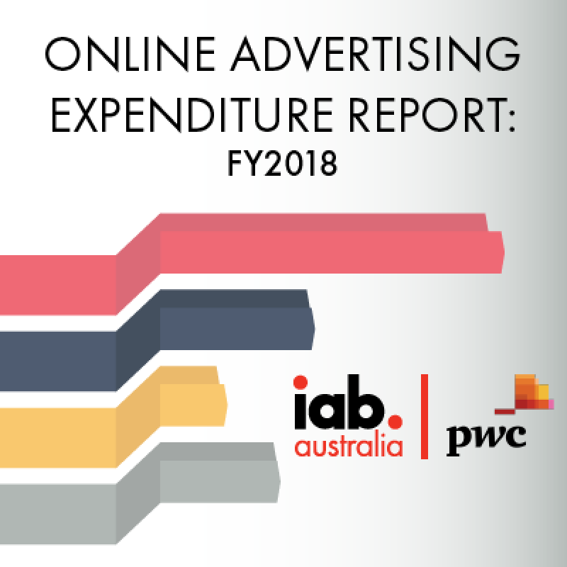 Online Advertising Expenditure Report - Quarter ended Sept. 2018