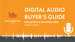 Digital Audio Buyer's Guide: Education and Training Deck