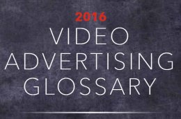 Digital Video Advertising Glossary