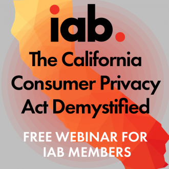 California Consumer Privacy Act Webinar