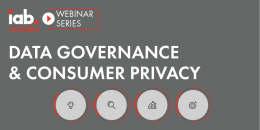 Data Governance & Consumer Privacy