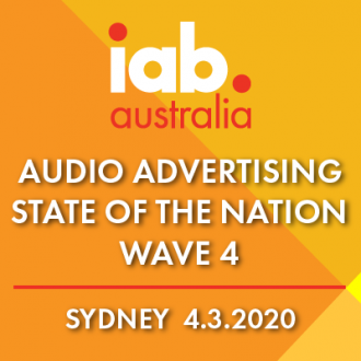 Audio Advertising: State of the Nation - Sydney