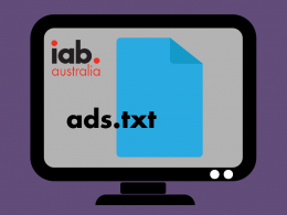 IAB Australia recommends the mass adoption of ads.txt by local publishers