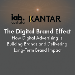 The Digital Brand Effect Report