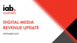FY 2019 Digital Media Revenue: Presentation Deck