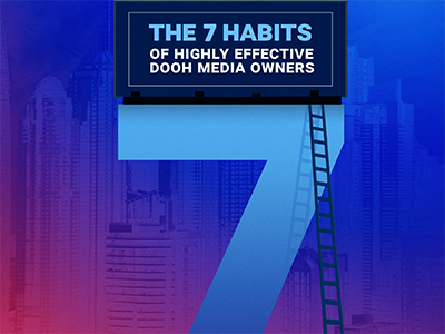 Broadsign: The 7 Habits of Highly effective DOOH media owners