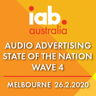 Audio Advertising State of the Nation - Melbourne