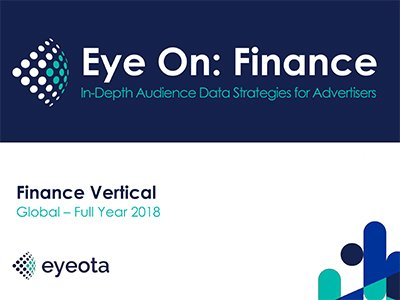 Eyeota: Eye On: Finance Global Report