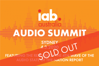 IAB Audio Summit - Sydney
