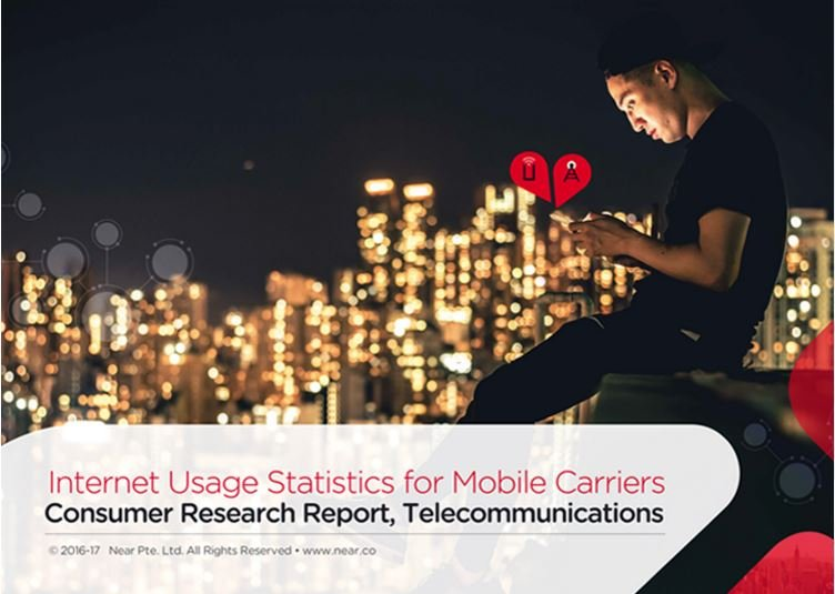 Near: Internet Usage Statistics for Mobile Carriers