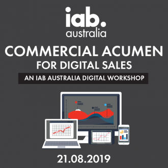 Commercial Acumen for Digital Sales - IAB Workshop