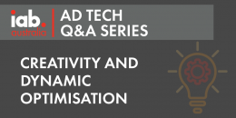 Ad Tech Q&A: Creativity and Dynamic Optimisation