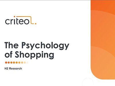Criteo: The Psychology of Shopping