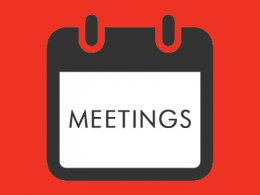 Scheduled Regulatory Council meetings