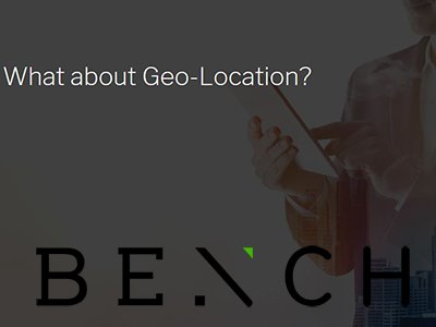 What about Geo-Location?