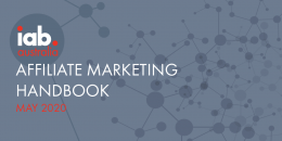 IAB Australia Affiliate Marketing Handbook 2020
