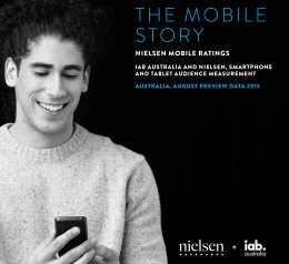 2nd Mobile Ratings Report - August Data, 2015