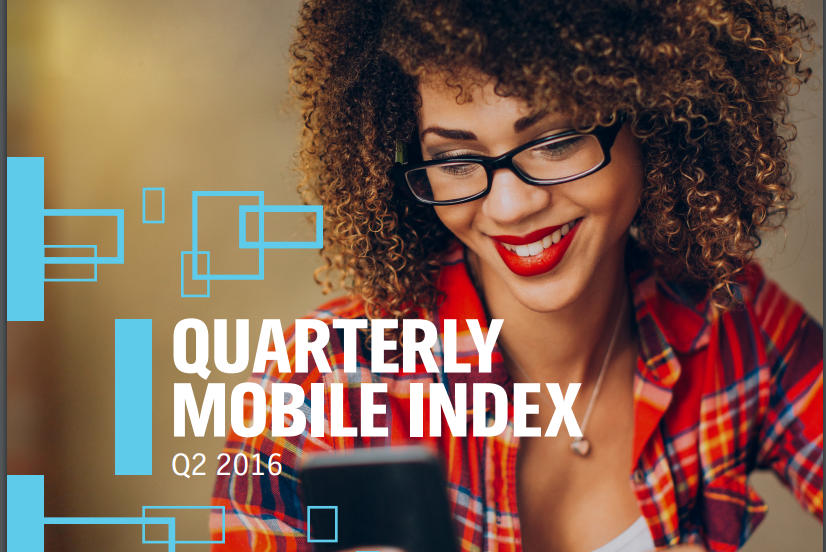 PubMatic: Quarterly Mobile Index (QMI) for Q2 2016