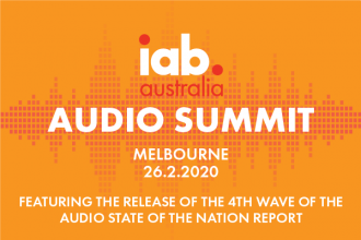 IAB Audio Summit - Melbourne