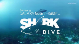Shark diving in the desert wins IAB Creative Showcase  for Leo Burnett