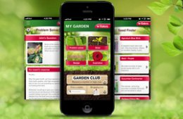Webling Interactive Wins Creative Showcase for Yates Mobile Gardening App