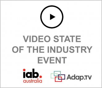 IAB Video State of the Industry - Sydney
