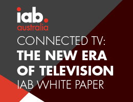 IAB Connected TV Whitepaper