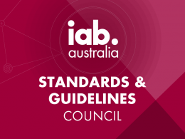 Standards and Guidelines Council