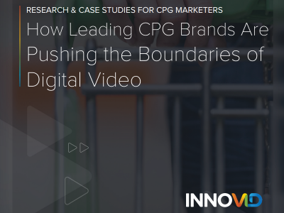 Innovid: How Leading CPG Brands Are Pushing the Boundaries of Digital Video