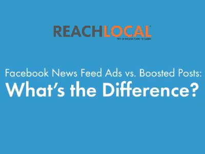 ReachLocal: The Difference Between Facebook Boosted Posts & News Feeds Ads