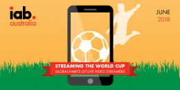 Streaming the FIFA World Cup - June 2018