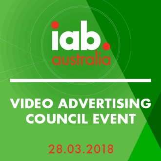 Hold the date - Video Advertising Council Event