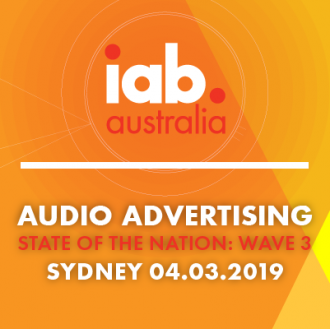 IAB Audio Advertising: State of The Nation 2019 - Sydney