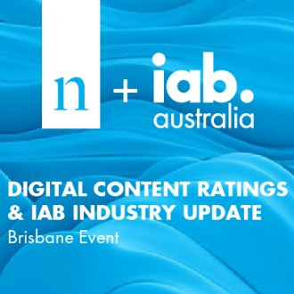 Digital Content Ratings & IAB Industry Update: Brisbane Launch