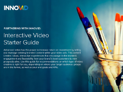 Innovid: Interactive Video Starter Guide