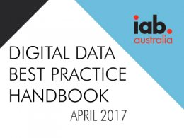 Digital Data Best Practice Handbook - April 2017