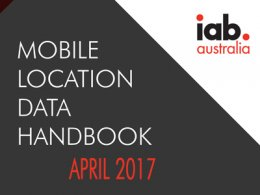 Mobile Location Data Handbook - April 2017