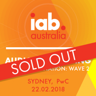 IAB Audio Advertising: State of The Nation Event - Sydney