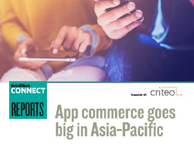Criteo Report: App Commerce Goes Big in Asia Pacific